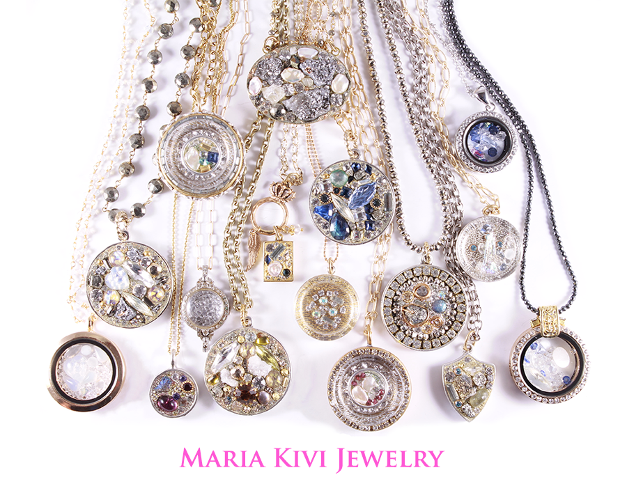 Maria Kivi Jewelry
